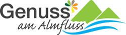 Genuss am Almfluss Logo